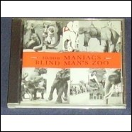 10,000 Maniacs Blind Mans Zoo CD cover
