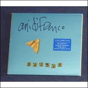 Ani DiFranco, Evolve 2003 CD cover
