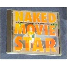Cindy Lee Berryhill Naked Movie Star 1989 album cover