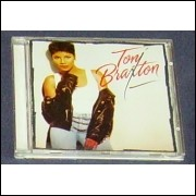 Toni Braxtons self titled 1993 cd cover