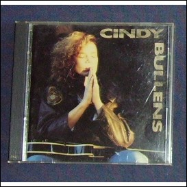 Cindy Bullens, Cindy Bullens 1989 CD cover