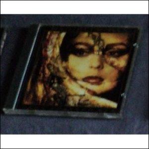 Danielle Dax. Dark Adapted Eye CD cover