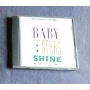 Everything but the girl, Baby The Stars Shine Bright CD cover