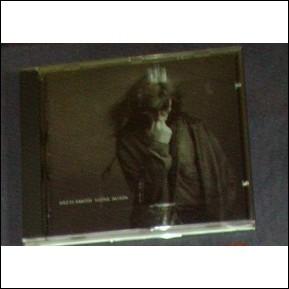 Patti Smith. Gone Again cover